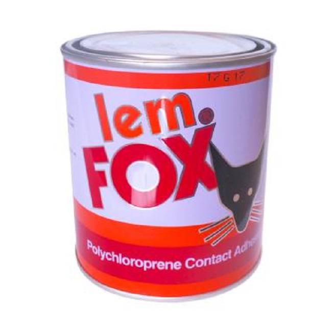 Jenis Lem Fox