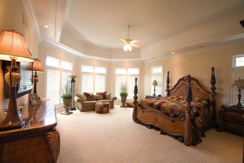 Kamar Tidur Rumah Mewah