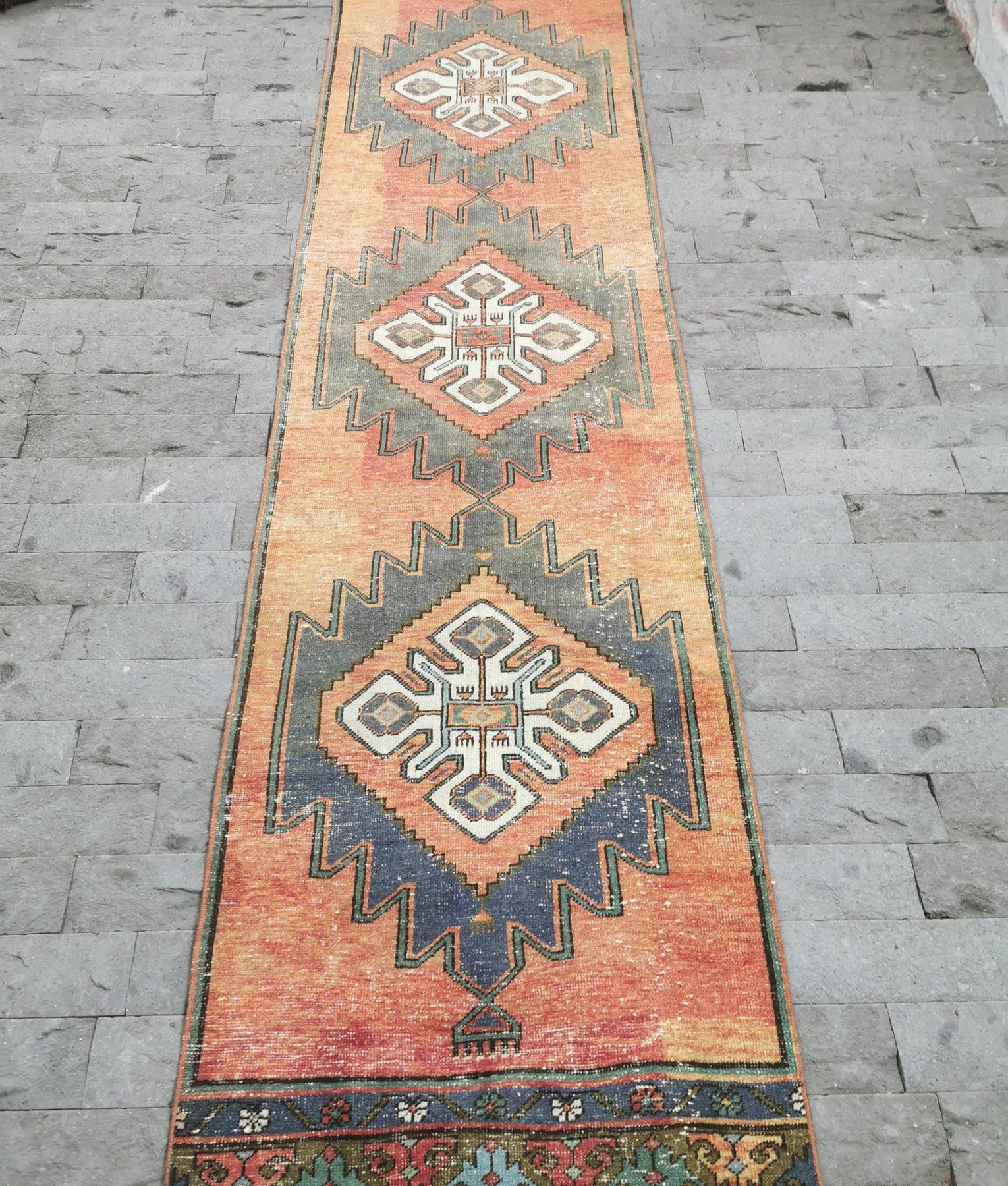 Karpet permadani Turki panjang