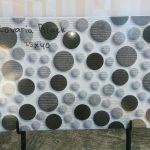 Keramik Kamar Mandi Untuk Dinding Atau Dapur GRATIS ONGKIR Uk. 25x40 Lovaria Black