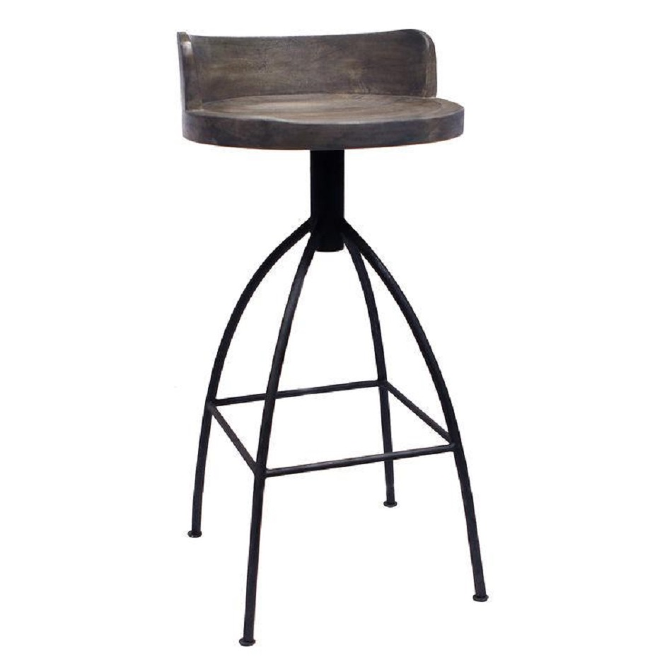 Kursi Bar Industrial stool