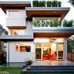 Rumah Mewah Geometris
