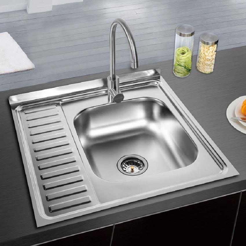 Tempat Cuci Piring Alumunium