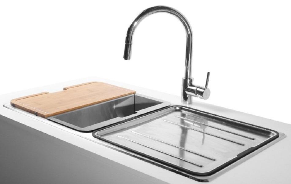 Tempat Cuci Piring Granit