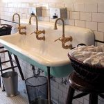 Tempat Cuci Piring Vintage