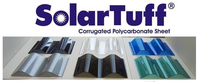 Asbes Plastik Solartuff