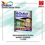 Cat Dulux Weathershield Gloss