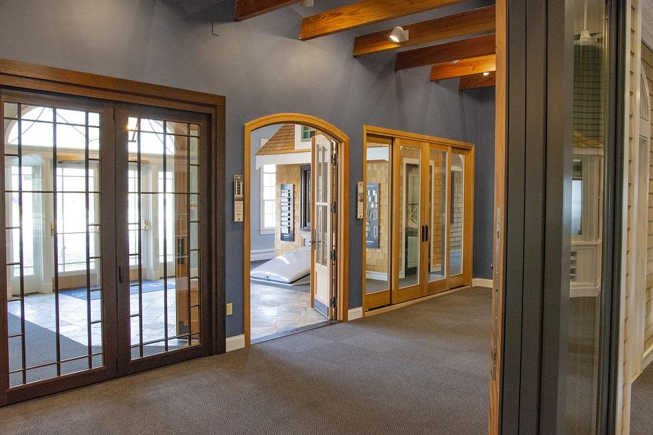 Desain Jendela dan pintu