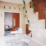 Desain Keramik Dinding Teras