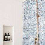 Desain Keramik Kamar Mandi Motif Moroccan