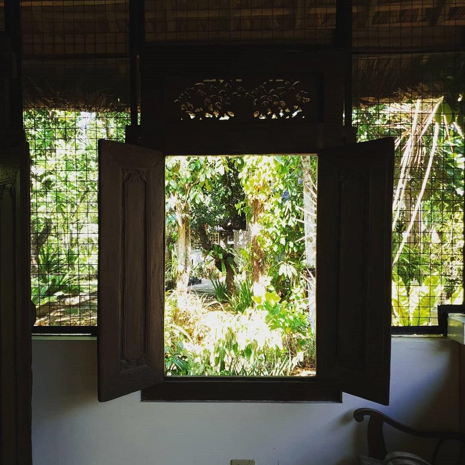 Jendela Rumah Jawa