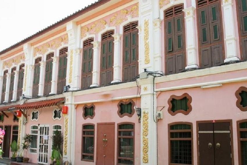 Jendela Rumah Klasik