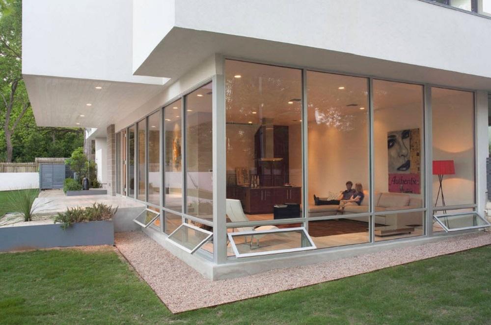Jendela Variasi Rumah Minimalis