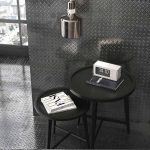 Keramik Dinding Ruang Tamu Modern Industrial