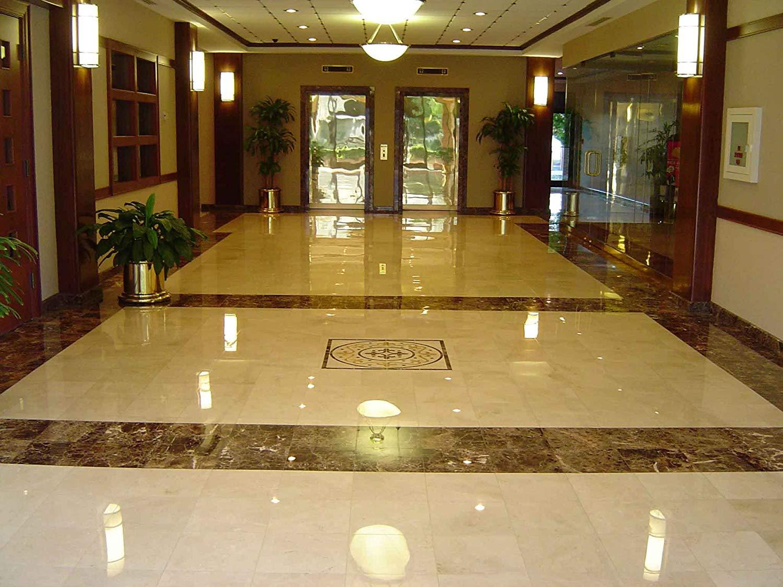 Lantai Granit Modern
