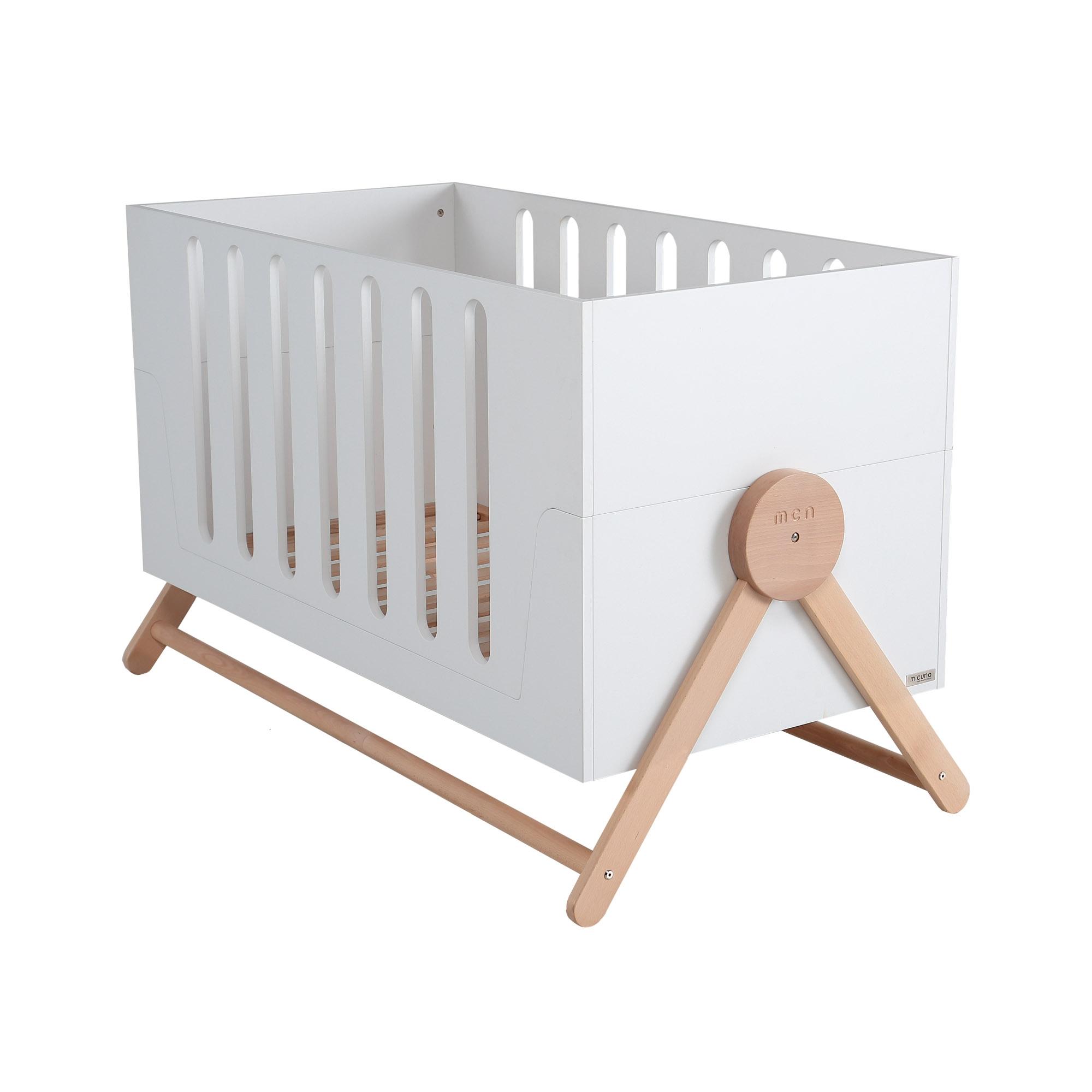 Contoh Tempat Tidur Bayi