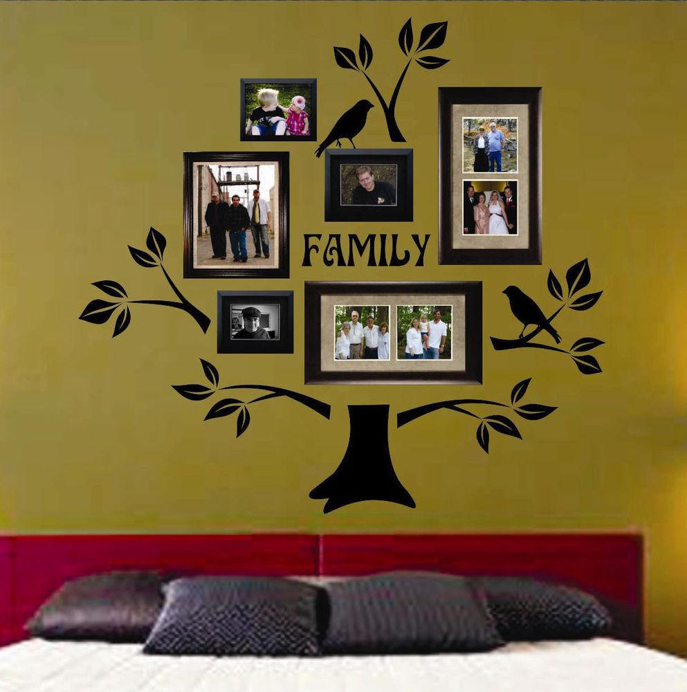 Dekorasi Foto Keluarga