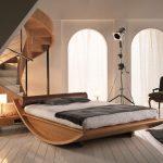 Desain Tempat Tidur Unik