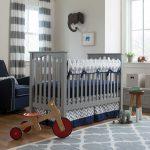 Tempat Tidur Bayi Aluminium