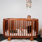 Tempat Tidur Bayi Dari Rotan