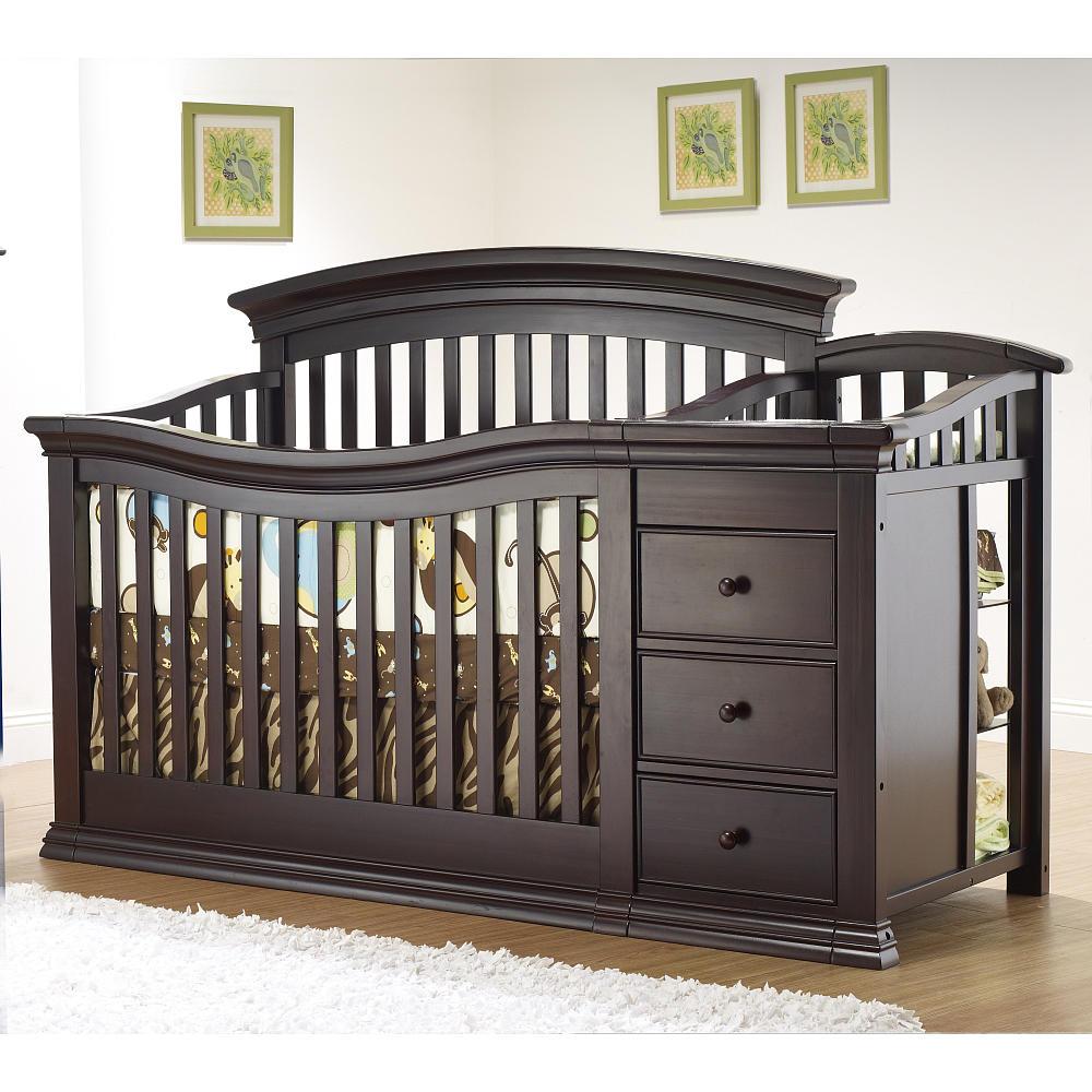 Tempat Tidur Bayi Jati Belanda