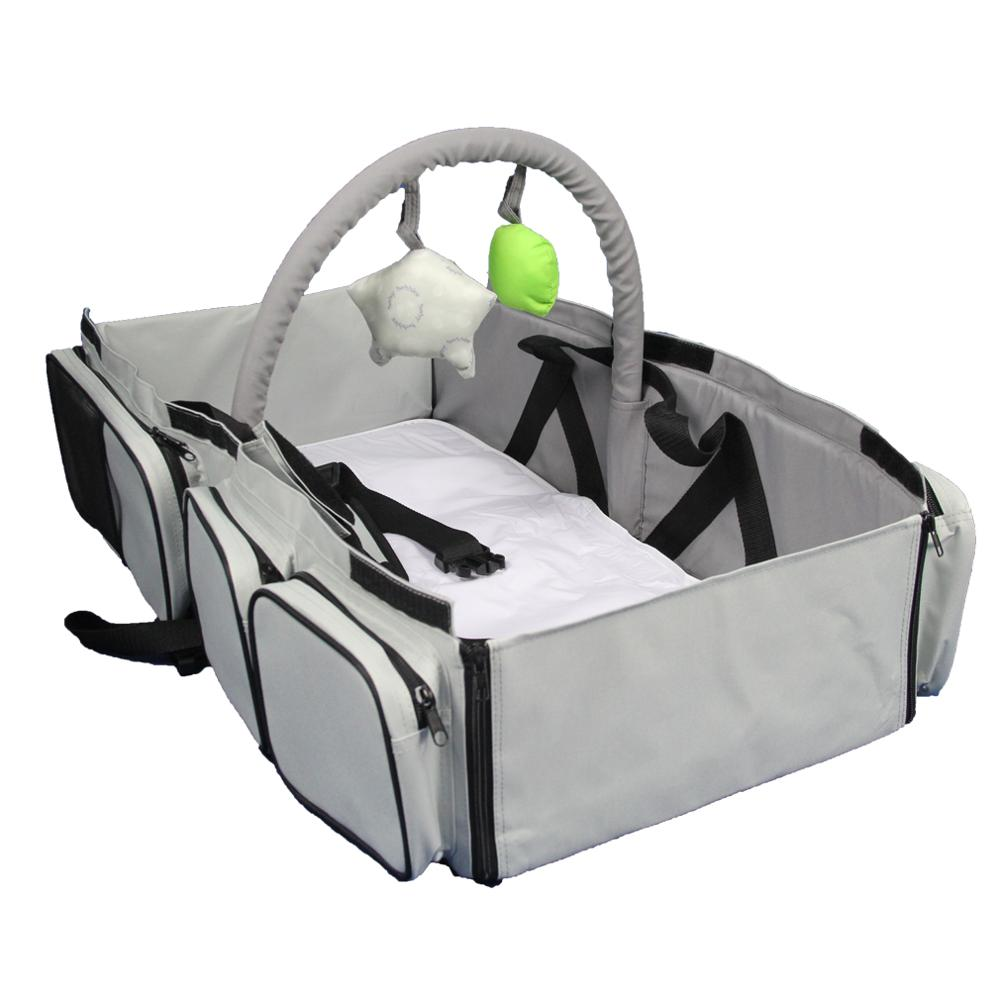 Tempat Tidur Bayi Plastik