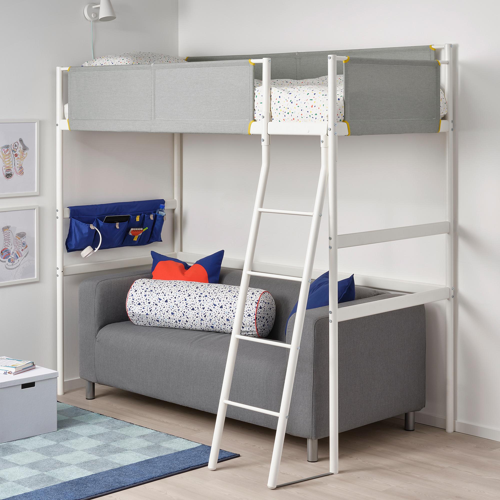 Bed Bertingkat Ikea Dengan Ruang Terbuka