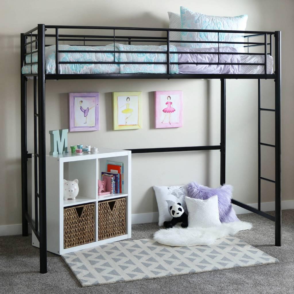 Bed Besi Bertingkat Untuk Anak Perempuan