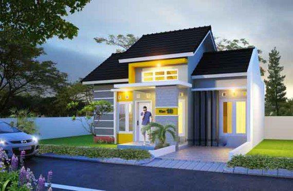 Model Teras Rumah Cantik