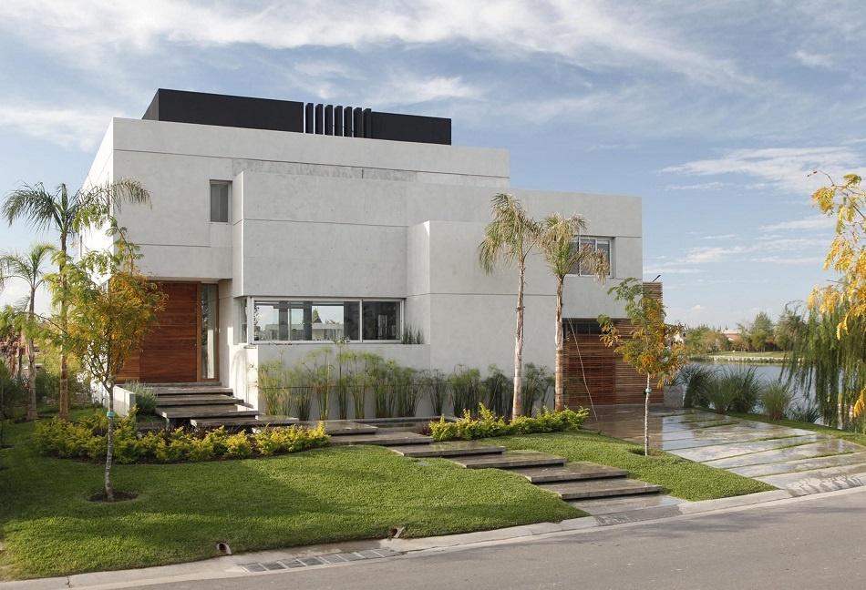 Gambar rumah minimalis yang asri
