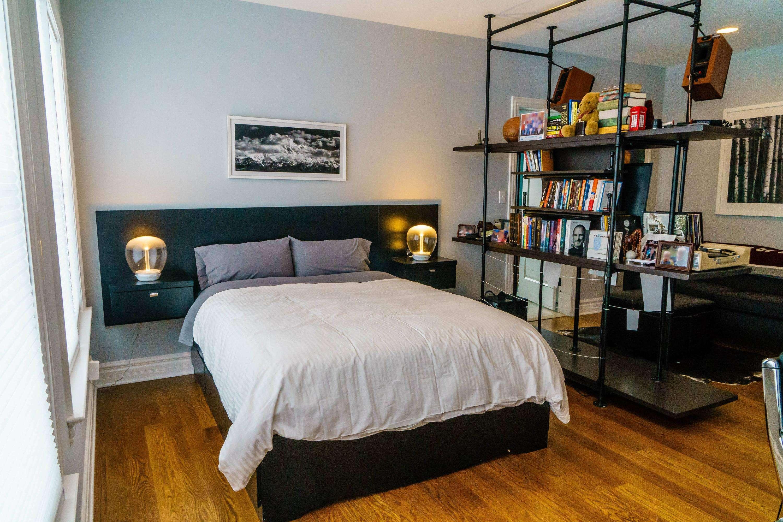 Penataan Perabot Kamar dengan Gaya Unik