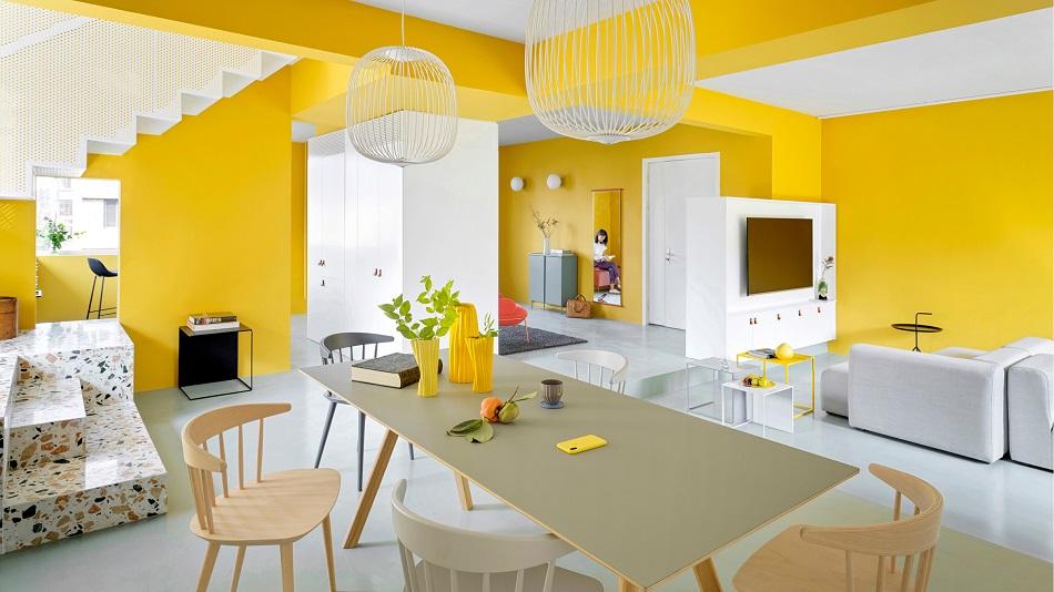 60 Kombinasi Warna Cat Rumah Minimalis Yang Bagus