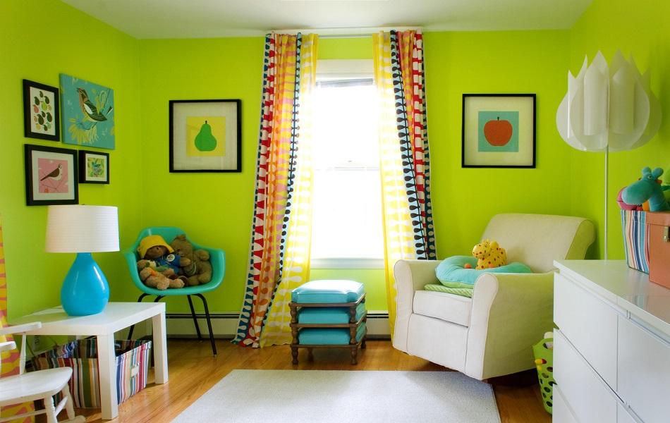 Warna Cat Dalam Rumah Yang Bagus