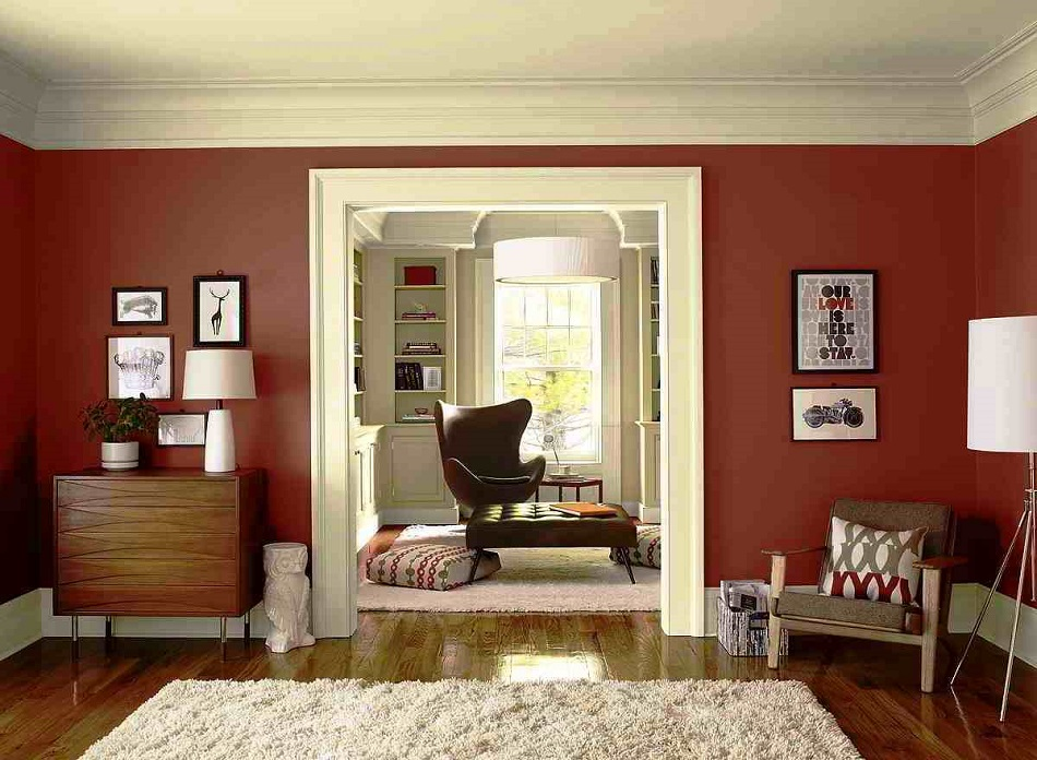 Warna Cat Dalam Rumah
